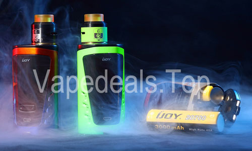 Get IJOY CAPO 216 SRDA KIT With Best Price and Enjoy Extra 8% Off-Time Limited Offer
