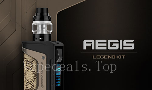 Buy Geekvape Aegis legend Kit and Mod for cheap