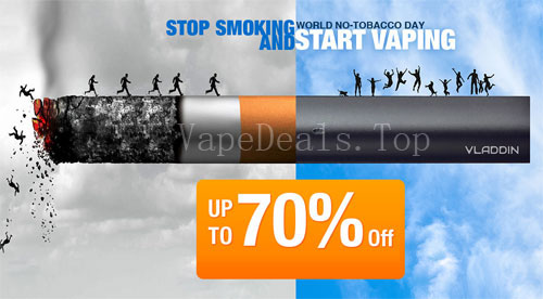 Urvapin 2018 World No Tobacco Day Vaping Deals Upto 70 Off