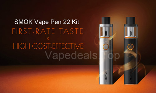 Buy SMOK vape pen 22 at Amazon with Best Price