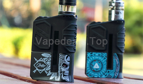 Limitless Arms Race V2 220W Box Mod Low To $26.99 and Extra 8% Off