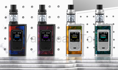 Clearance: SMOK Majesty 225W Kit Low To $31.9