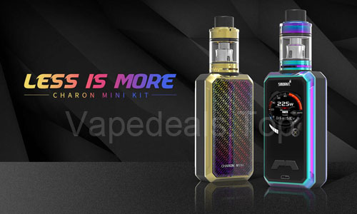Buy Smoant Charon Mini TC Box Mod with $41.99