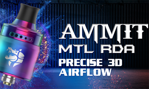 GeekVape Ammit MTL RDA Review and Deals