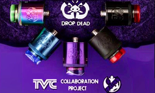 Hellvape Drop Dead RDA Atomizer Review