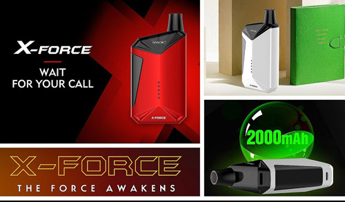 SMOK X-Force Kit Review - $29.95