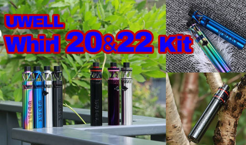 Uwell Whirl 22/20 MTL Starter Kit Review