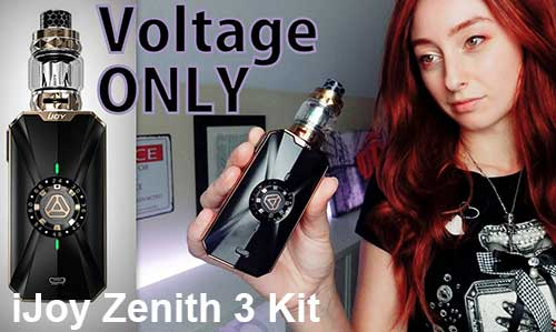 iJoy Zenith 3 Review and Deals