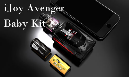 iJoy Avenger Baby Kit Review