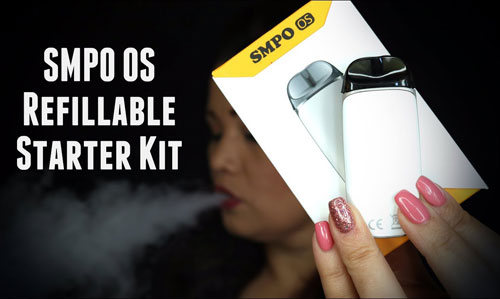 SMPO OS Review: Best MTL Pod Kit
