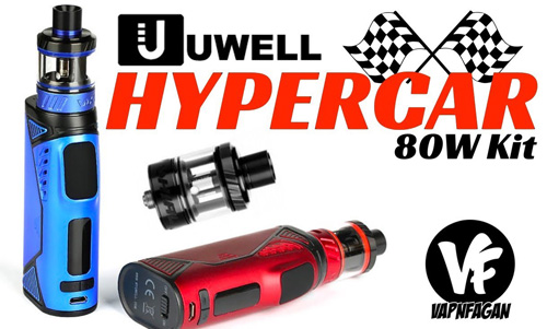 Uwell Hypercar Kit​ Review