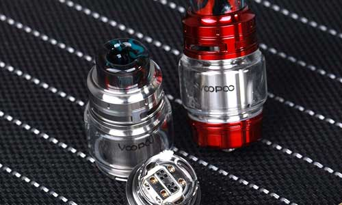 VooPoo RimFire RTA Review