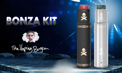 Vandy Vape Bonza Mech Kit Review