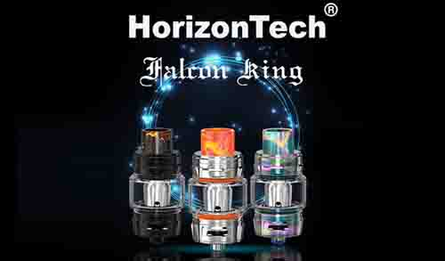 Horizon Falcon King Review The Best Subohm Tank