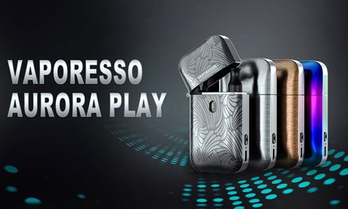 Vaporesso Aurora Play Review: Better than the original one