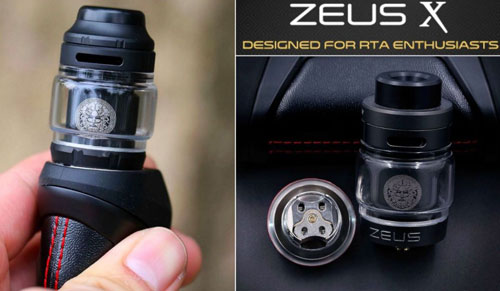 Geek Vape ZEUS X RTA Review