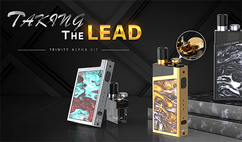 SMOK Trinity Alpha Kit Review: Cheap than LostVape Orion