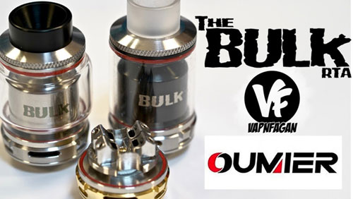 Oumier X VapnFagan BULK RTA Review