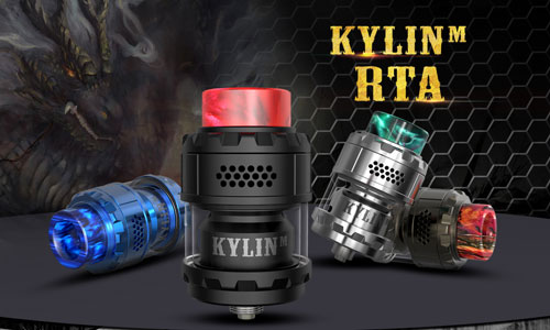 VandyVape Kylin M RTA Review and Wicking