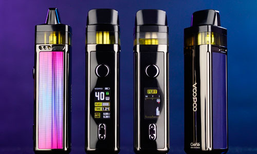 VOOPOO VINCI Preview: The Most Powerful and Intelligent Pod Kit?