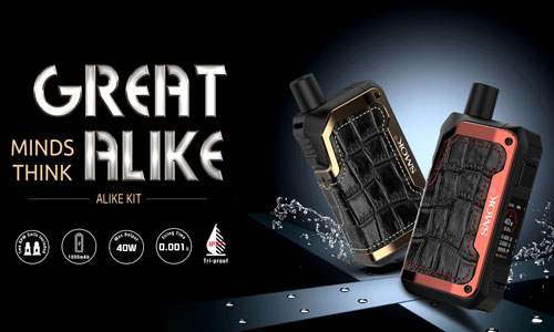 SMOK ALIKE Review: The Aegis Boost Has Finally Met Its Match