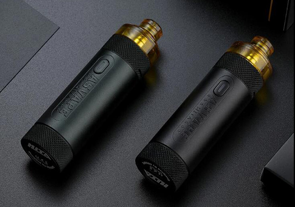 Asvape HITA Review The first mech pod kit