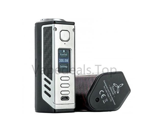 Lost Vape Triade DNA 250C 300w TC Box Mod Bottom