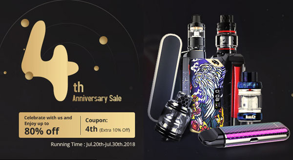 Urvapin 4th Anniversary Deals