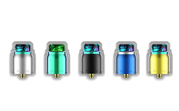 VOOPOO Pericles RDA Atomizer 5 Colors