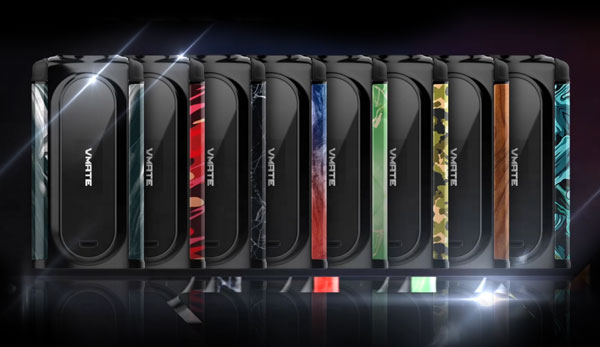 VOOPOO VMATE 200W TC Box Mod All colors