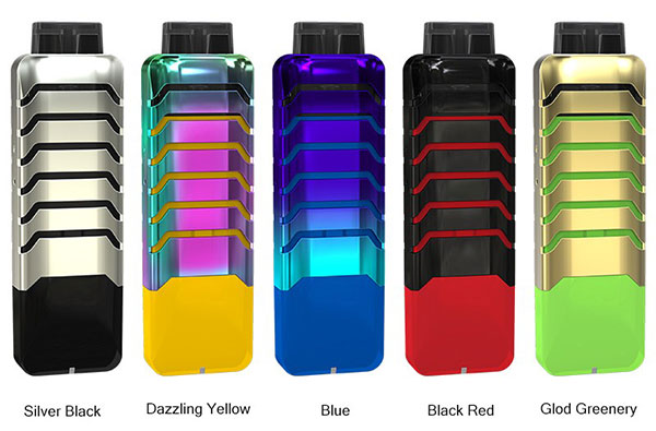 Eleaf iWũ 2ml Pod Kit 5 colors