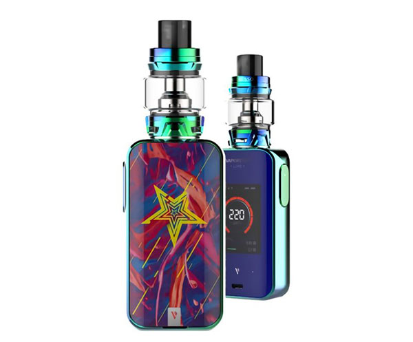 Vaporesso Luxe 220w Kit front and back view