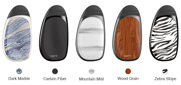 Aspire Cobble AIO Pod System Kit 5 colors