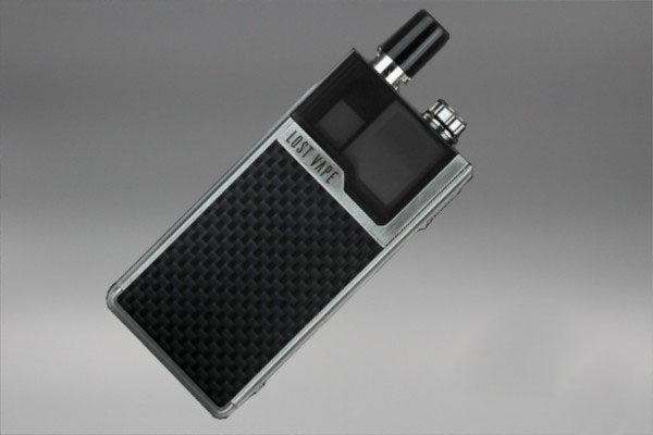 Lost Vape Orion Pod Vape System Kit with DNA Go chipset Black