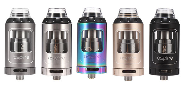 Aspire Athos tank 5 colors