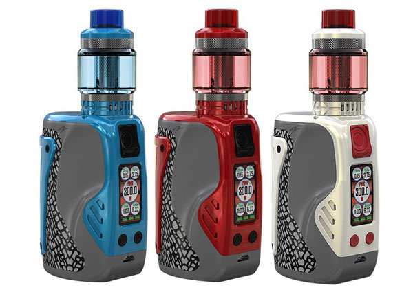 WISMEC Reuleaux Tinker Kit 3 colors