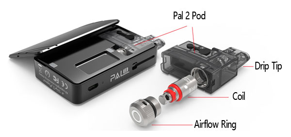Artery Pal II Kit inner view