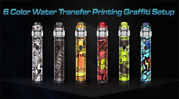 Freemax Twister 80W Kit With Fireluke 2 Mesh Subohm Tank 6 colors