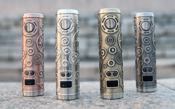 Teslacigs Punk 86w Mod 4 colors