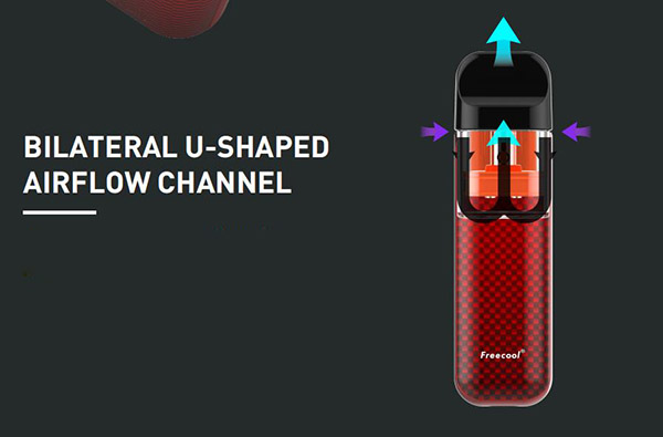 FreeCool N800 Pod Kit U Shaped Airflowg